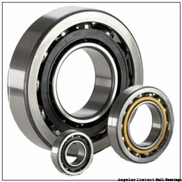 200 mm x 420 mm x 80 mm  NTN 7340BDB angular contact ball bearings #2 image