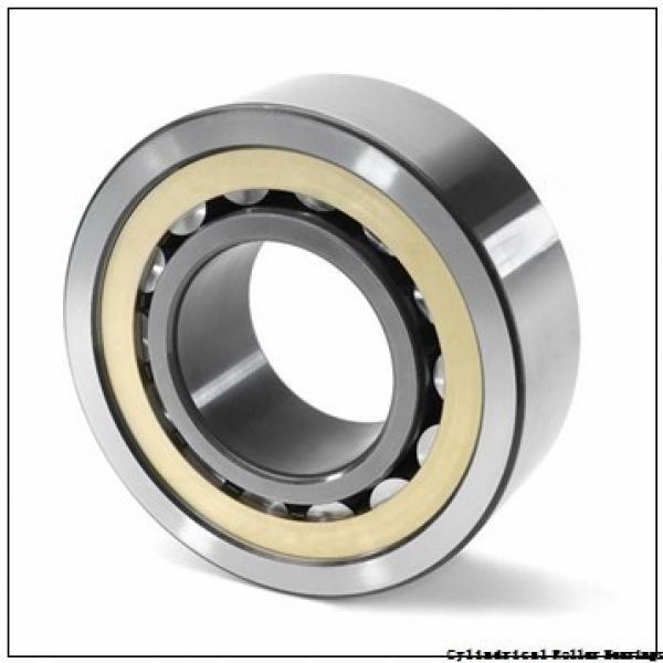 90 mm x 160 mm x 30 mm  NKE NUP218-E-TVP3 cylindrical roller bearings #1 image