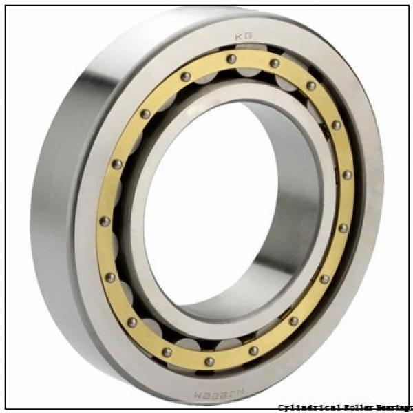 340 mm x 460 mm x 72 mm  NKE NCF2968-V cylindrical roller bearings #1 image