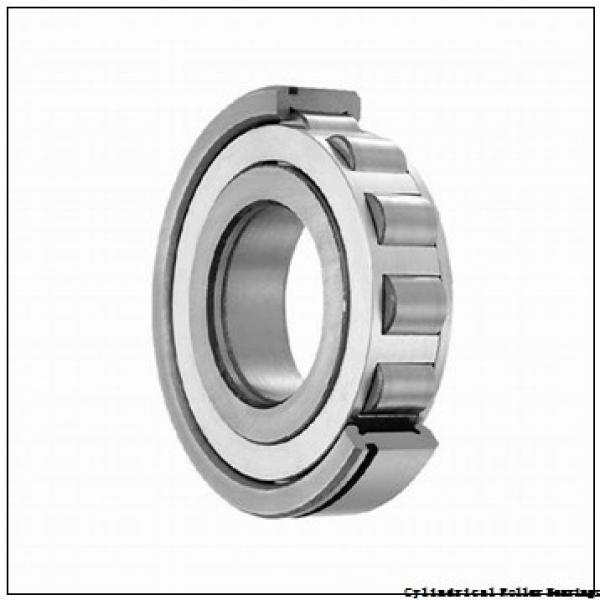 85 mm x 180 mm x 60 mm  NACHI NU 2317 cylindrical roller bearings #2 image