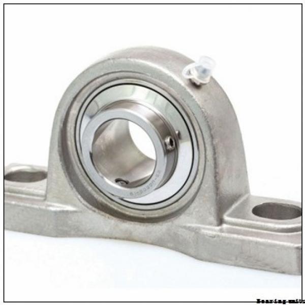 NACHI UCF319 bearing units #2 image