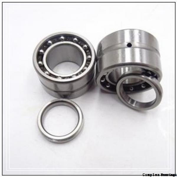 12 mm x 24 mm x 16 mm  NTN NKXR15T2Z+IR12×15×16 complex bearings #2 image