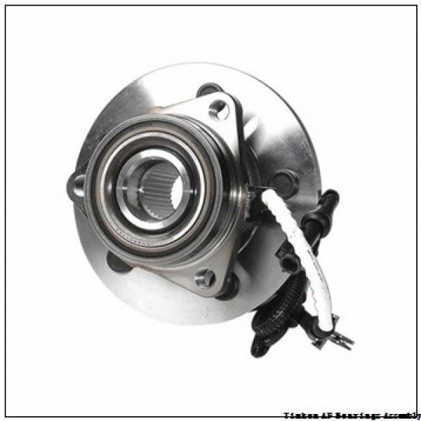 Axle end cap K85521-90010 Backing ring K85525-90010        Timken AP Bearings Assembly #2 image
