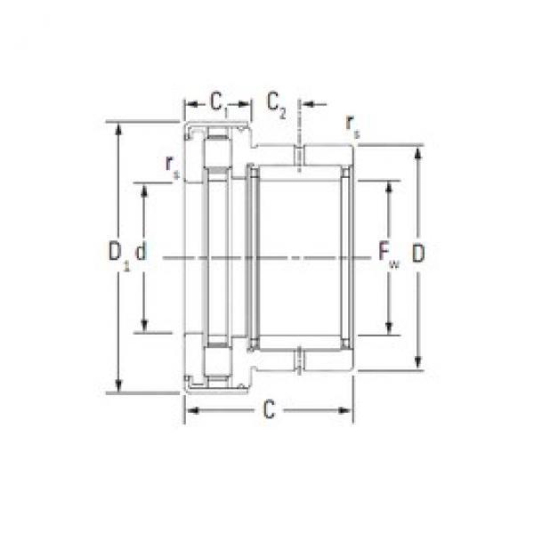 Timken NAXR20Z.TN complex bearings #3 image