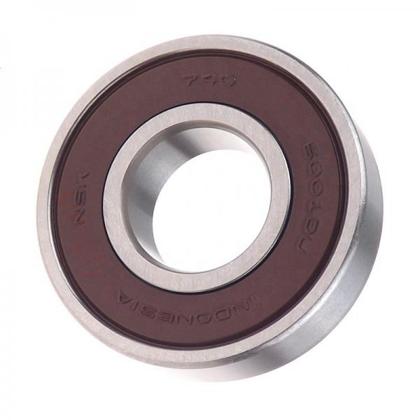 6000 2RS 6000zz 6001 6002 6003 6004 6005 6006 6007 6008 6009 6010 6011 Bearings and 10*26*8mm Ball Bearings for Motor #1 image