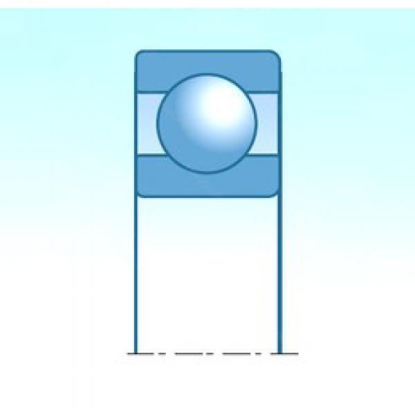 8,000 mm x 22,000 mm x 7,000 mm  NTN 608LB deep groove ball bearings #3 image