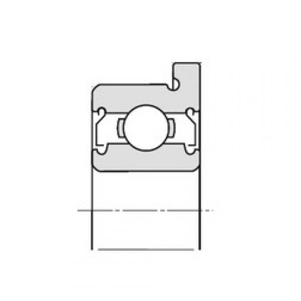 7,000 mm x 14,000 mm x 3,500 mm  NTN F-687 deep groove ball bearings #3 image