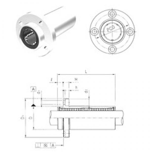 Samick LMEFP40L linear bearings #3 image