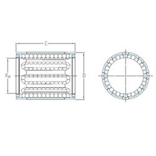 SKF LBBR 30-2LS linear bearings #3 image