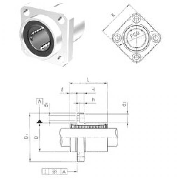 Samick LMKP8UU linear bearings #3 image