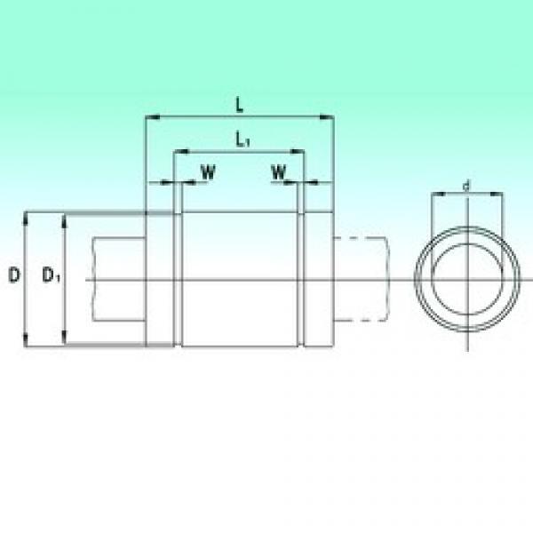 NBS KB1232-PP linear bearings #3 image