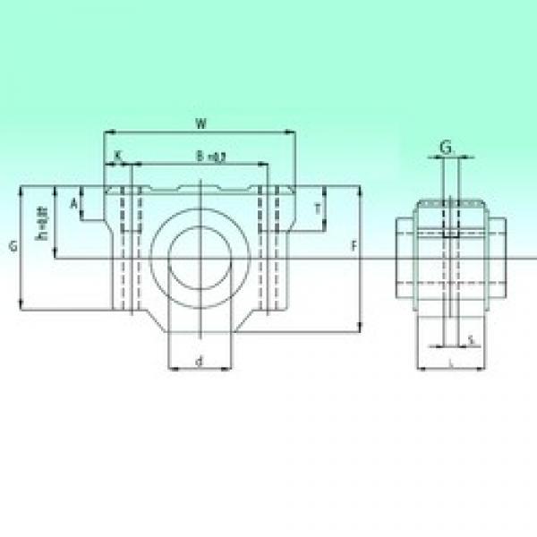 NBS SCV 50-UU linear bearings #3 image