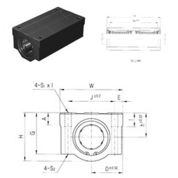 Samick SCE16W-B linear bearings #3 image