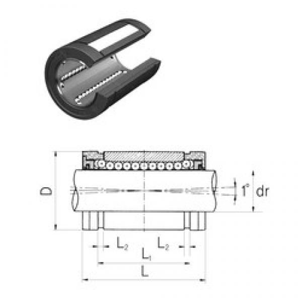 Samick LMES16UUOP linear bearings #3 image