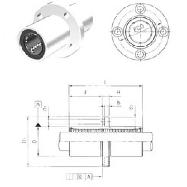 Samick LMEFM40 linear bearings #3 image