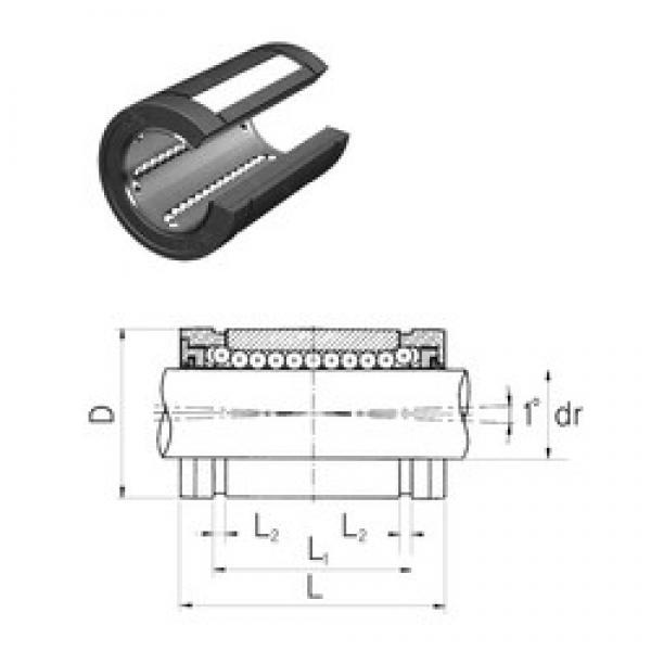 Samick LMBS20OP linear bearings #3 image