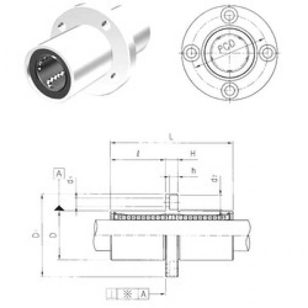 Samick LMFM30 linear bearings #3 image