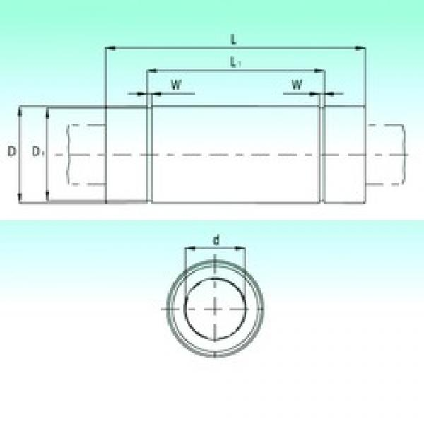 NBS KBL0845-PP linear bearings #3 image