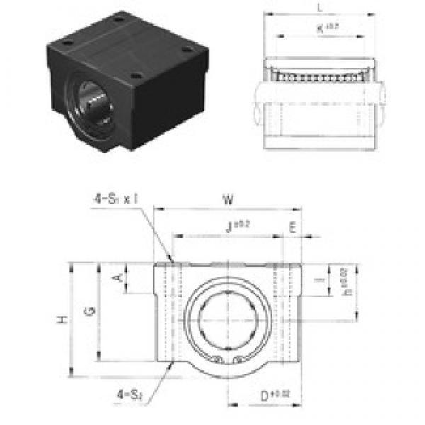 Samick SCE12UU linear bearings #3 image
