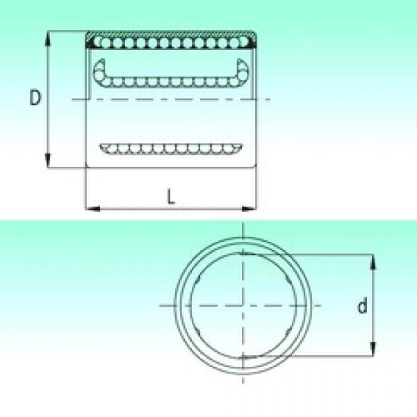 NBS KH2030-PP linear bearings #3 image