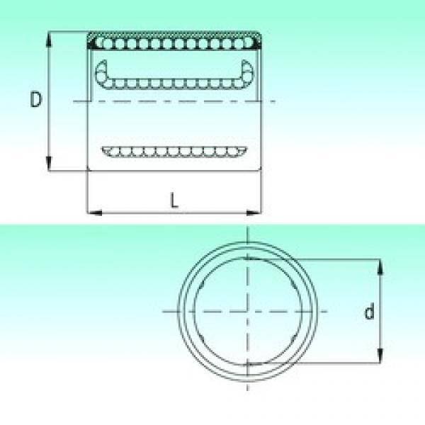 NBS KH2540 linear bearings #3 image