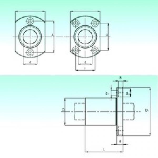 NBS KBH 16 linear bearings #3 image