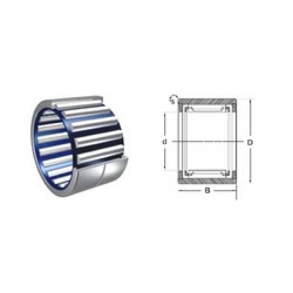 40 mm x 55 mm x 22 mm  ZEN NKS40 needle roller bearings #3 image