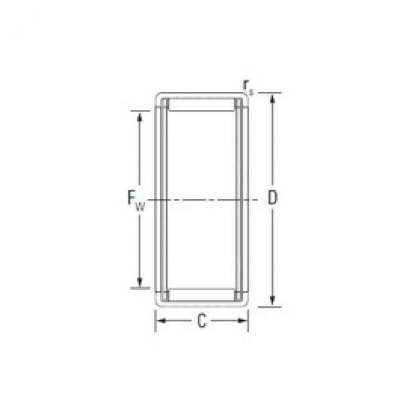 NTN 7E-HKS20X24X15.2-1ZWT2PX1 needle roller bearings #3 image
