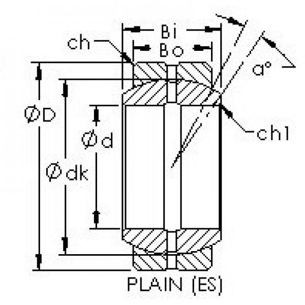 AST GEF90ES plain bearings #3 image